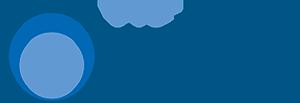 PVC-Streifen-Vorhang-Logo