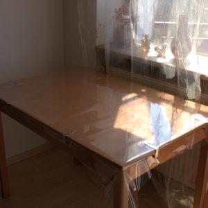 Tischauflagen