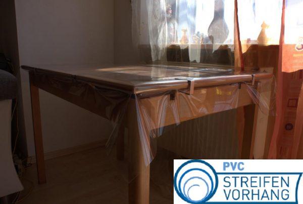 PVC Tischfolie