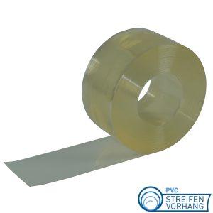 PVC Rolle glasklar