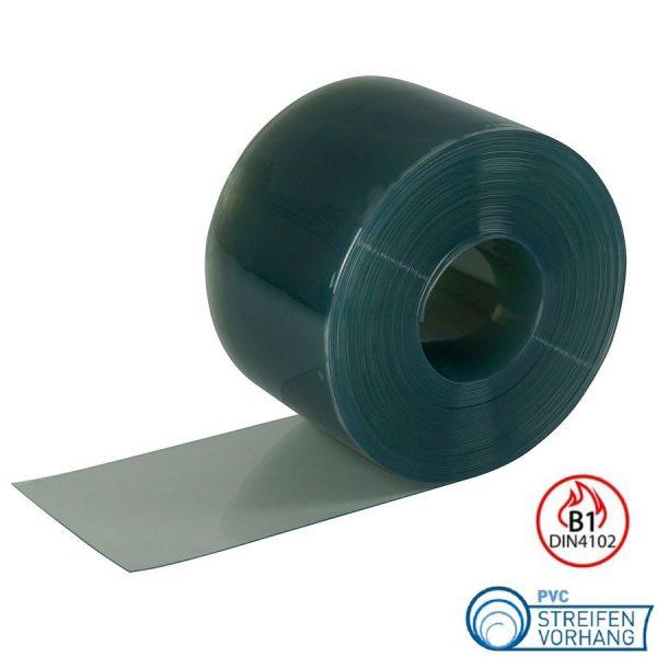 PVC Rolle feuerhemmend B1 transparent
