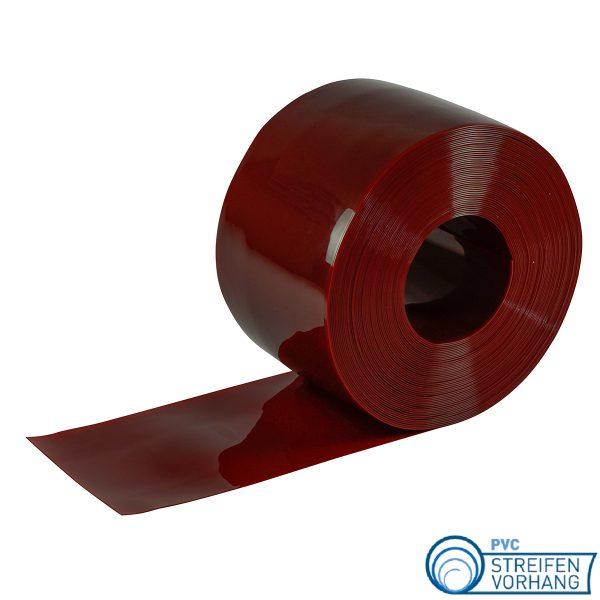PVC Rolle Schweißerschutz rot