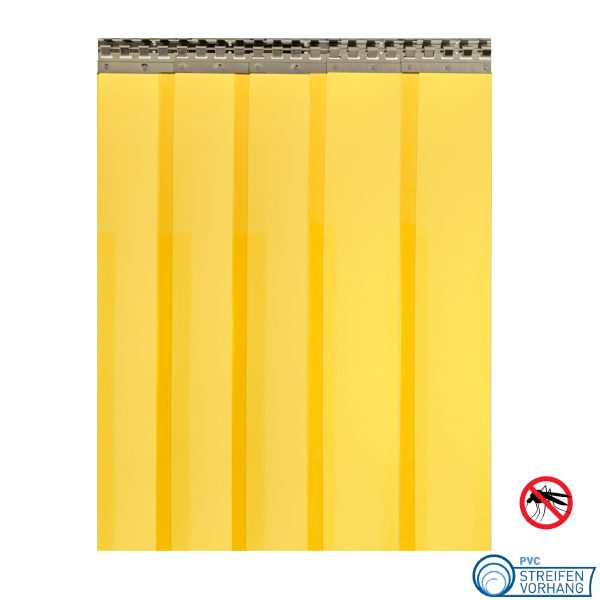 PVC Stallvorhang transparent
