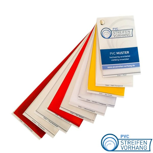 PVC Musterpaket