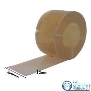 Breite: 200 mm / Stärke: 2 mm